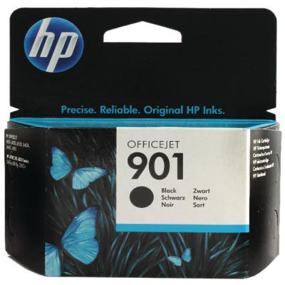 Genuine HP CC653A (#901) Black Ink Cartridge (HP901BKOEM)