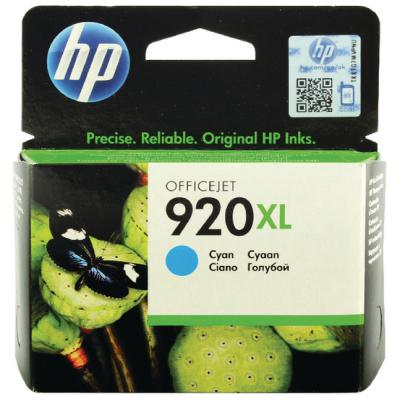 Genuine HP CD972AE (#920H) Cyan High Capacity Ink Cartridge (HP920XLCHOEM)