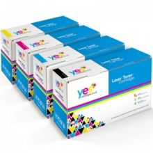 Compatible HP (203A) BK/C/M/Y Multipack Toner Cartridge (HP203APACKCOM)