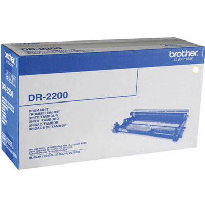 Genuine Brother DR-2200 Drum Unit (DR2200DUOEM)