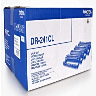 Genuine Brother DR-241CL Drum Unit (DR241CLDUOEM)