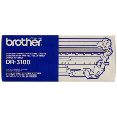 Genuine Brother DR-3100 Drum Unit (DR3100DUOEM)