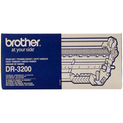 Genuine Brother DR-3200 Drum Unit (DR3200DUOEM)