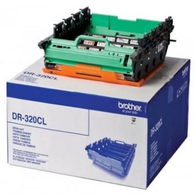 Genuine Brother DR-320CL Drum Unit (DR320CLDUOEM)