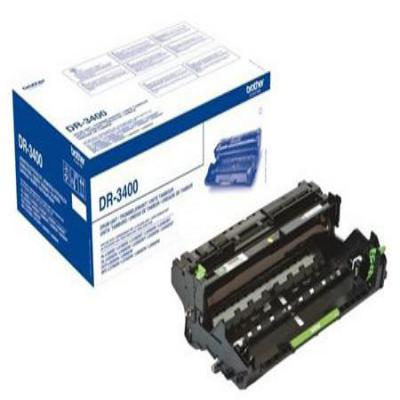 Genuine Brother DR-3400 Drum Unit (DR3400DUOEM)