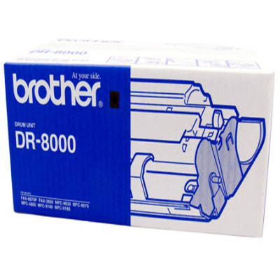 Genuine Brother DR-8000 Drum Unit (DR8000DUOEM)