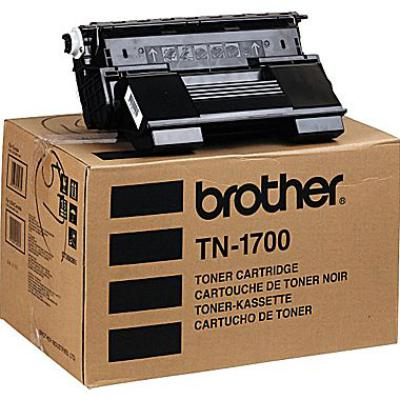 Genuine Brother TN-1700 Black Toner Cartridge (TN1700BKOEM)