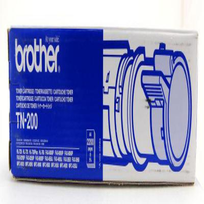 Genuine Brother TN-200 Black Toner Cartridge (TN200BKOEM)