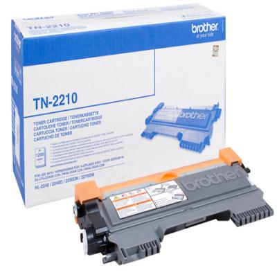 Genuine Brother TN-2210 Black Toner Cartridge (TN2210BKOEM)