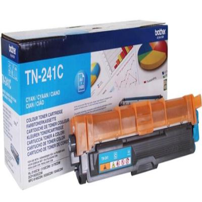 Genuine Brother TN-241C Cyan Toner Cartridge (TN241COEM)