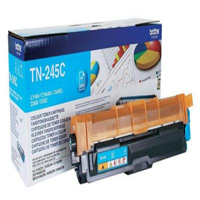 Genuine Brother TN-245C Cyan High Capacity Toner Cartridge (TN245COEM)
