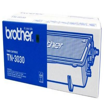 Genuine Brother TN3030 Black Toner Cartridge (TN3030BKOEM)