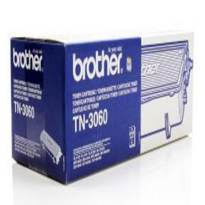 Genuine Brother TN-3060 Black High Capacity Toner Cartridge (TN3060BKOEM)