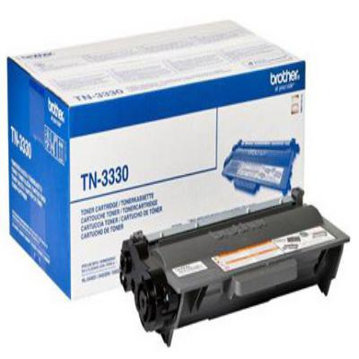 Genuine Brother TN-3330 Black Toner Cartridge (TN3330BKOEM)