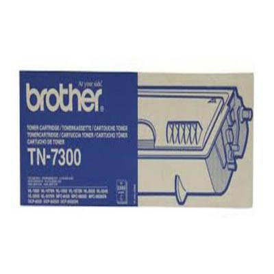 Genuine Brother TN-7300 Black Toner Cartridge (TN7300BKOEM)