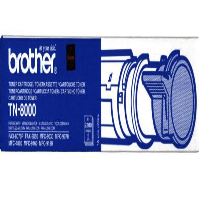 Genuine Brother TN-8000 Black Toner Cartridge (TN8000BKOEM)