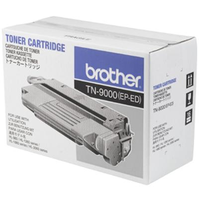 Genuine Brother TN-9000 Black Toner Cartridge (TN9000BKOEM)