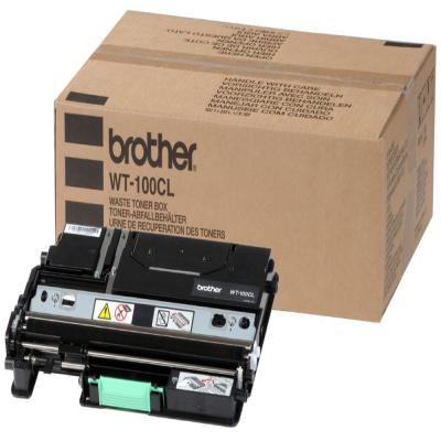 Genuine Brother WT-100CL Toner Waste Unit (WT100CLWUOEM)