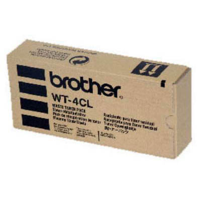 Genuine Brother WT-4CL Waste Toner Pack (WT4CLOEM)