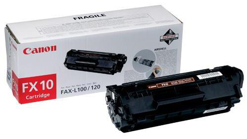 Genuine Canon FX10 Black Toner Cartridge (0263B002AA)