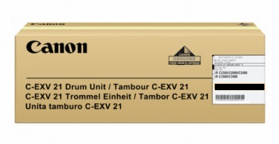 Genuine Canon C-EXV21BK Black Drum Unit (0456B002BA)