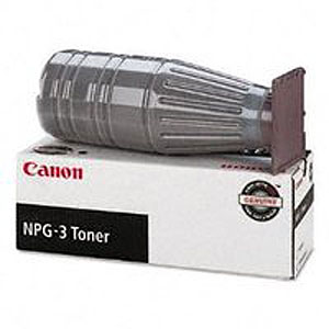 Genuine Canon NPG-3 Black Toner Cartridge (1374A002)