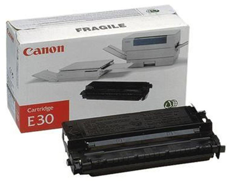 Genuine Canon E30 Black Toner Cartridge (E30BKOEM)