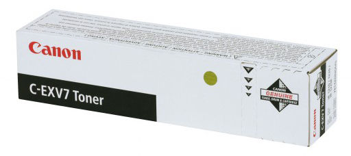 Genuine Canon C-EXV7 Black Toner Cartridge (CEXV7OEM)