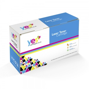 Compatible HP CE285A (#85A) Black Toner Cartridge (HPCE285ABKCOM)