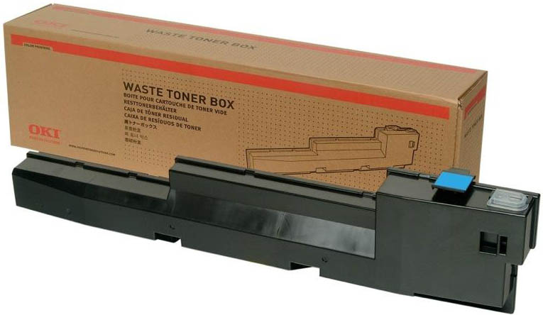 Genuine Oki (OK42869403) Black Waste Toner System (42869403)