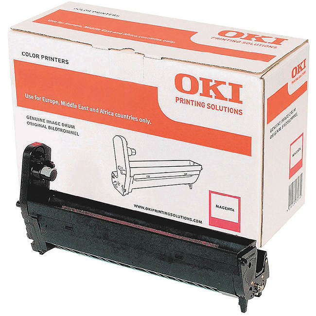 Genuine Oki (OK43870022) Magenta Image Drum (43870022)