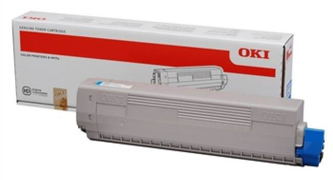 Genuine Oki (OK44059168) Black Toner Cartridge (44059168)