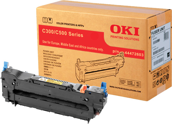 Genuine Oki (OK44472603) Fuser Unit (44472603)