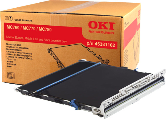 Genuine Oki (OK45381102) Transfer Belt (45381102)