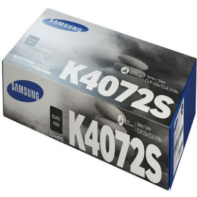Genuine Samsung CLT-K4072S Black Toner Cartridge (SAMCLT-K4072SBKOEM)