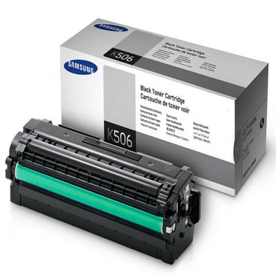 Genuine Samsung CLT-K506S Black Toner Cartridge (SAMCLT-K506SBKOEM)