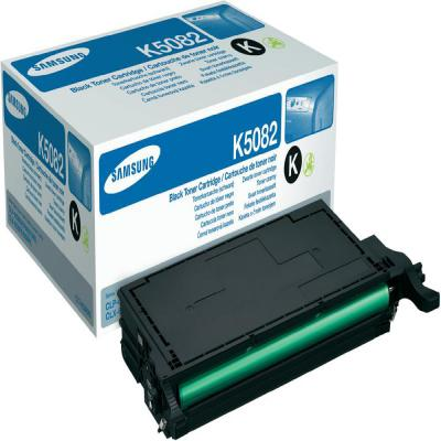 Genuine Samsung CLT-K5082S Black Toner Cartridge (SAMCLT-K5082SBKOEM)