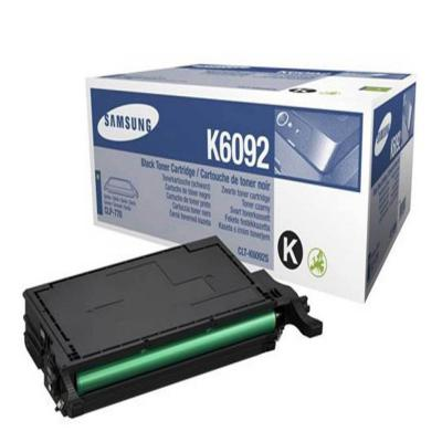Genuine Samsung CLT-K6092S Black Toner Cartridge (SAMCLT-K6092SBKOEM)