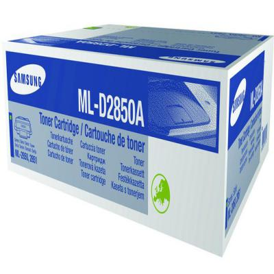 Genuine Samsung ML-D2850A Black Toner Cartridge (SAMML-D2850ABKOEM)