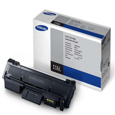 Genuine Samsung MLT-D116L Black High Capacity Toner Cartridge (SAMMLT-D116LBKOEM)