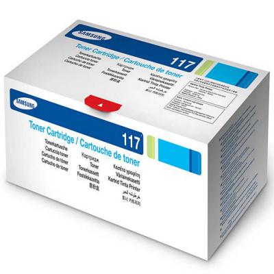 Genuine Samsung MLT-D117S Black Toner Cartridge (SAMMLT-D117SBKOEM)