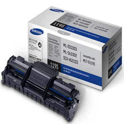 Genuine Samsung MLT-D119S Black Toner Cartridge (SAMMLT-D119SBKOEM)