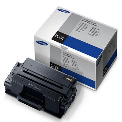 Genuine Samsung MLT-D203L Black Toner Cartridge (SAMMLT-D203LBKOEM)