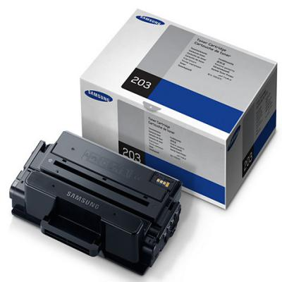 Genuine Samsung MLT-D203S Black Toner Cartridge (SAMMLT-D203SBKOEM)