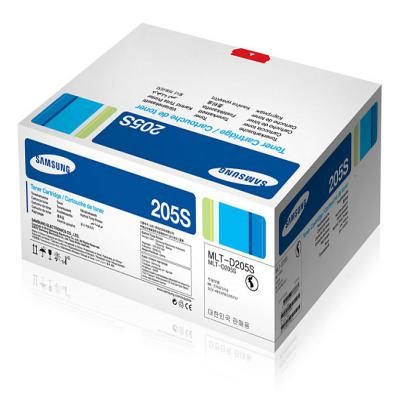 Genuine Samsung MLT-D205S Black Toner Cartridge (SAMMLT-D205SBKOEM)