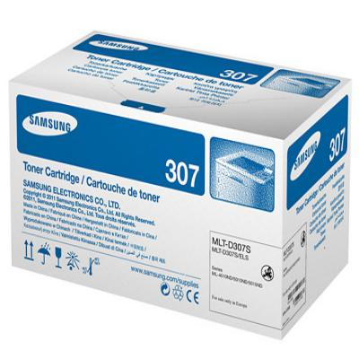 Genuine Samsung MLT-D307S Black Toner Cartridge (SAMMLT-D307SBKOEM)