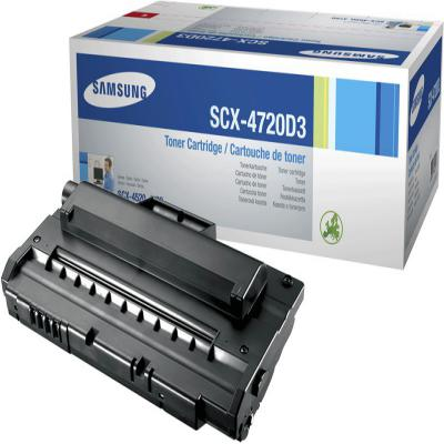 Genuine Samsung SCX-4720D3 Black Toner Cartridge (SAMSCX-4720D3BKOEM)