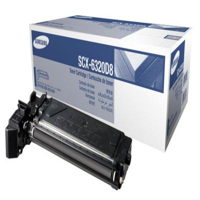 Genuine Samsung SCX-6320D8 Black Toner Cartridge (SAMSCX-6320D8BKOEM)