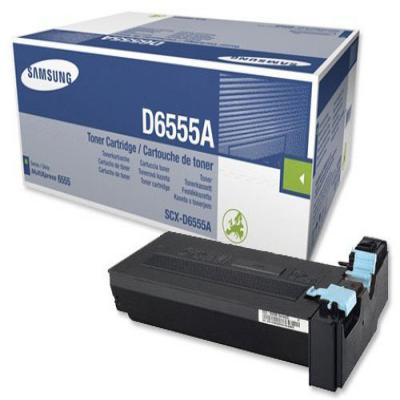 Genuine Samsung SCX-D6555A Black Toner Cartridge (SAMSCX-D6555ABKOEM)