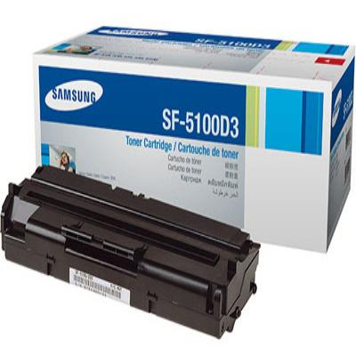 Genuine Samsung SF-5100D3 Black Toner Cartridge (SAMSF-5100D3BKOEM)